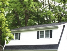 Full Iceguard Shingle Roof Dormer-Erie,PA