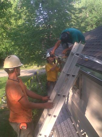 Roofing Company - Erie,PA